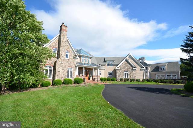 12800 Taylors Valley Lane, LOVETTSVILLE, VA 20180 (#VALO417418) :: Blackwell Real Estate