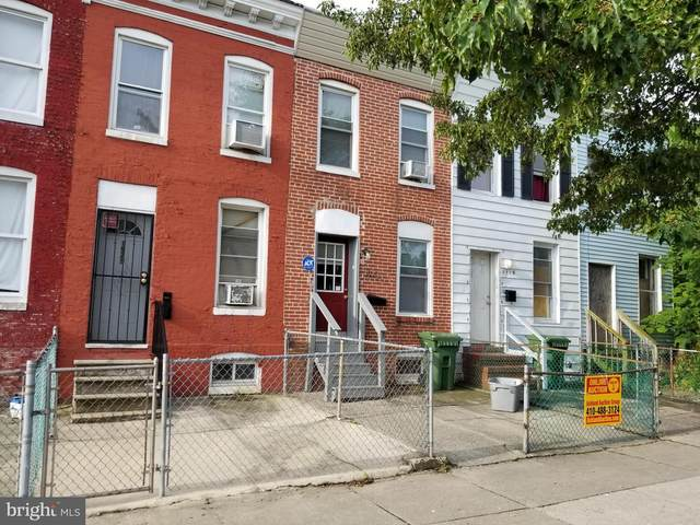1923 Mchenry Street, BALTIMORE, MD 21223 (#MDBA518584) :: Ultimate Selling Team