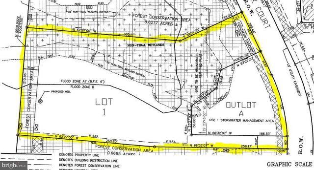 Lot 1 Kennebunk Court, OCEAN CITY, MD 21842 (#MDWO115546) :: Eng Garcia Properties, LLC
