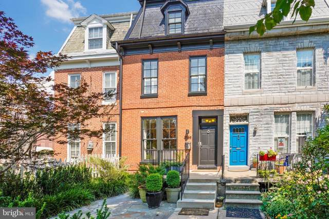 3259 Chestnut Avenue, BALTIMORE, MD 21211 (#MDBA518590) :: The Gus Anthony Team