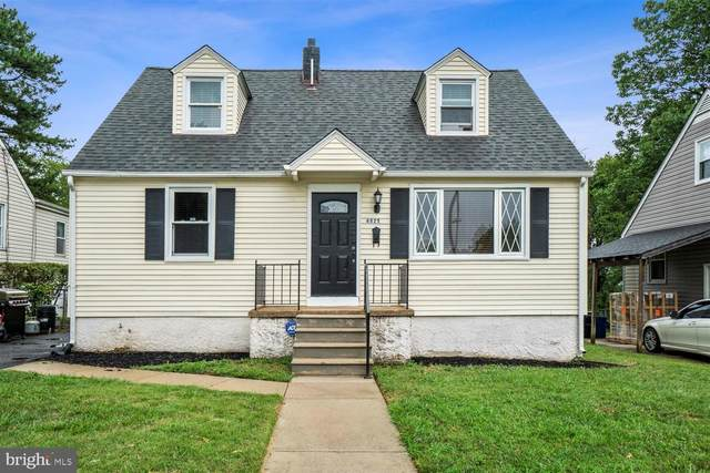 6825 Alter Street, BALTIMORE, MD 21207 (#MDBC501390) :: The Licata Group/Keller Williams Realty