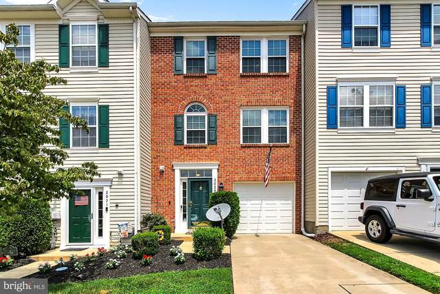 2029 Mardic Drive, FOREST HILL, MD 21050 (#MDHR249818) :: LoCoMusings