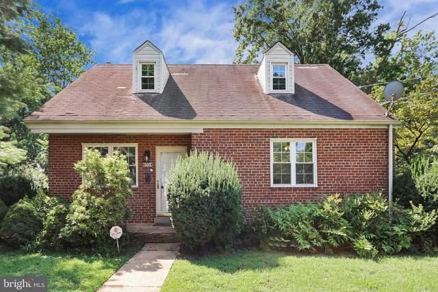 6008 Johnson Avenue, BETHESDA, MD 20817 (#MDMC718478) :: The Riffle Group of Keller Williams Select Realtors