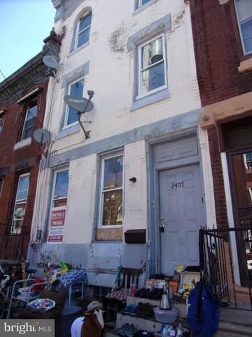 2407 N 17TH Street, PHILADELPHIA, PA 19132 (#PAPH919736) :: LoCoMusings