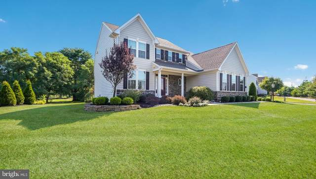 1 Frost Court, WARMINSTER, PA 18974 (#PABU502830) :: ExecuHome Realty