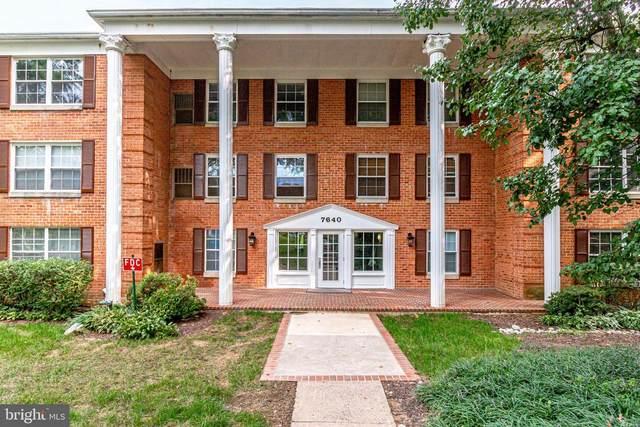 7640 Provincial Drive #102, MCLEAN, VA 22102 (#VAFX1144576) :: Crossman & Co. Real Estate