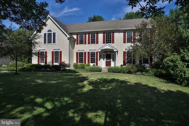 5297 Windtree Drive, DOYLESTOWN, PA 18902 (#PABU502838) :: Linda Dale Real Estate Experts