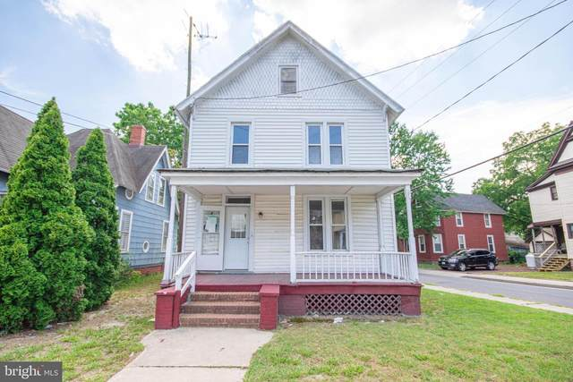 234 Newton Street, SALISBURY, MD 21801 (#MDWC109112) :: The Licata Group/Keller Williams Realty