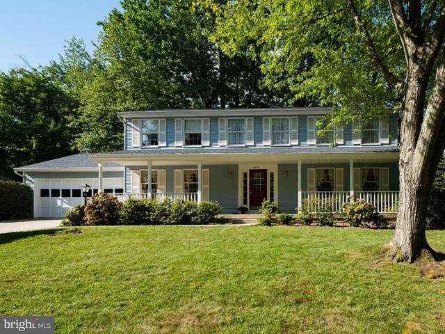 6318 Falling Brook Drive, BURKE, VA 22015 (#VAFX1144610) :: Tom & Cindy and Associates