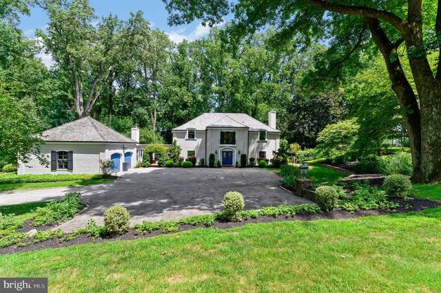 1609 Waverly Road, GLADWYNE, PA 19035 (#PAMC658038) :: The Lux Living Group