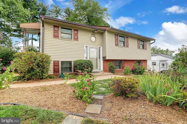 306 Holly Hill Road, REISTERSTOWN, MD 21136 (#MDBC501476) :: Bob Lucido Team of Keller Williams Integrity