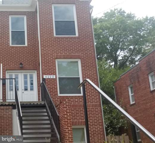 42211/2 Grant Street NE, WASHINGTON, DC 20019 (#DCDC479652) :: Arlington Realty, Inc.