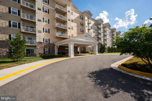 6301 Edsall Road #109, ALEXANDRIA, VA 22312 (#VAFX1144634) :: RE/MAX Cornerstone Realty