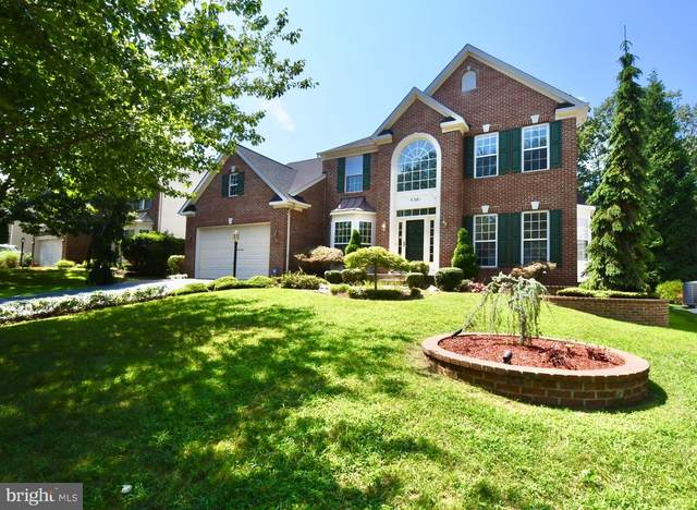 6381 Colonial Village Loop, MANASSAS, VA 20112 (#VAPW500904) :: Colgan Real Estate