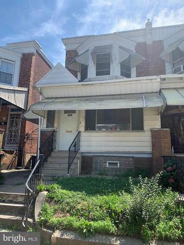 215 N 53RD Street, PHILADELPHIA, PA 19139 (#PAPH919950) :: Jim Bass Group of Real Estate Teams, LLC