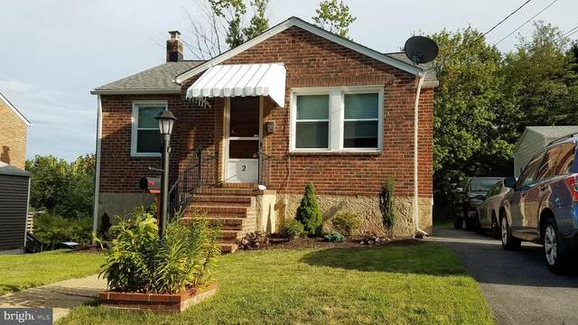 2 Lodge Road, CATONSVILLE, MD 21228 (#MDBC501504) :: The Miller Team