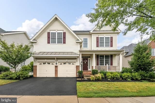 15515 Admiral Baker Circle, HAYMARKET, VA 20169 (#VAPW500932) :: Colgan Real Estate