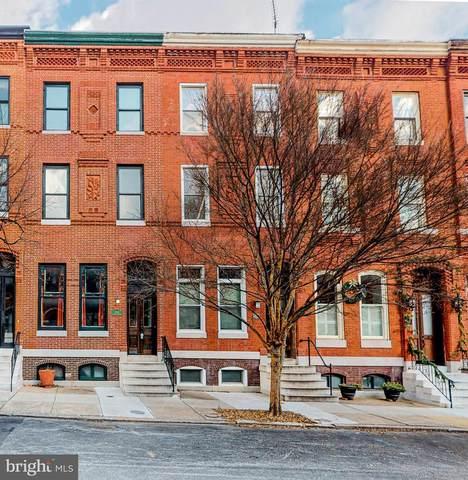 2031 Madison Avenue, BALTIMORE, MD 21217 (#MDBA518660) :: The Putnam Group