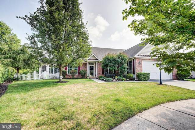 312 Foxleigh Drive, HANOVER, PA 17331 (#PAYK142382) :: Century 21 Home Advisors