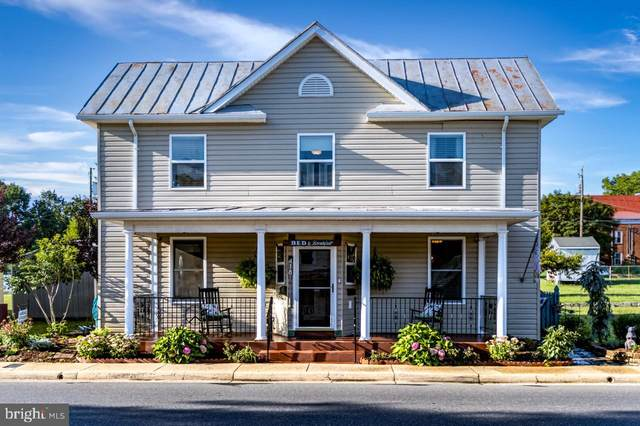 418 E Main Street, LURAY, VA 22835 (#VAPA105482) :: Bob Lucido Team of Keller Williams Integrity