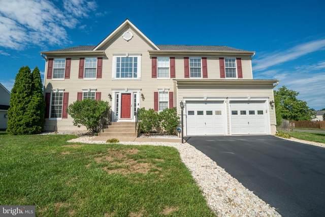 39 Village Grove Road, FREDERICKSBURG, VA 22406 (#VAST224276) :: AJ Team Realty