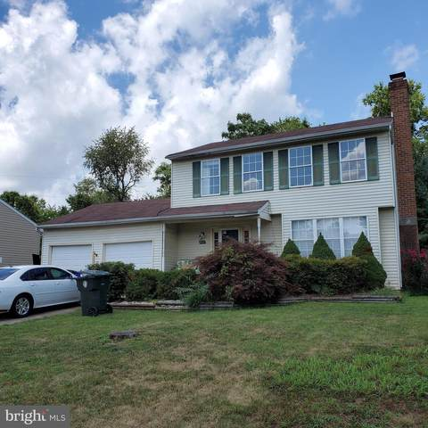 843 Insley Circle, FREDERICK, MD 21701 (#MDFR268214) :: Pearson Smith Realty