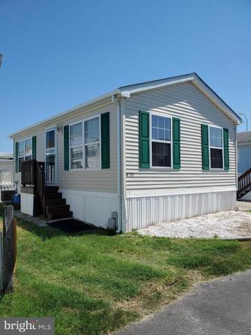 224 Flounder Lane 11-D, OCEAN CITY, MD 21842 (#MDWO115570) :: The Allison Stine Team