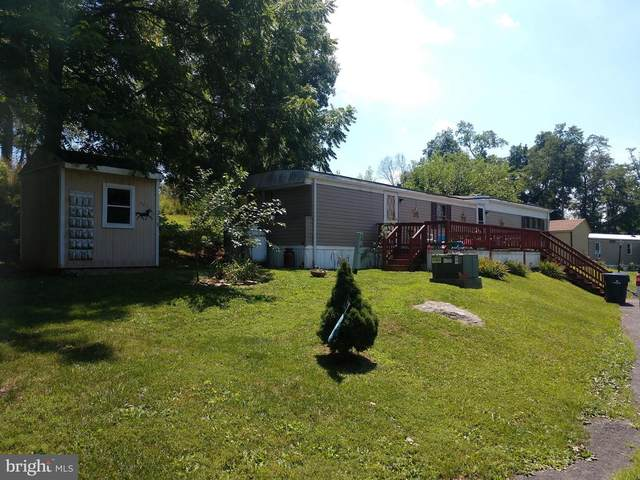 153 Shippensburg Mobile Estate, SHIPPENSBURG, PA 17257 (#PACB126248) :: ExecuHome Realty