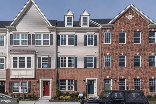 7581 Marston Way, HANOVER, MD 21076 (#MDHW283106) :: The Miller Team