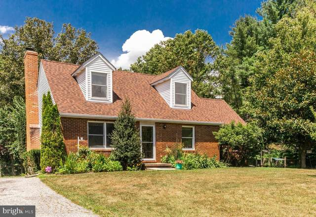 5408 Weywood Drive, REISTERSTOWN, MD 21136 (#MDBC501572) :: CR of Maryland