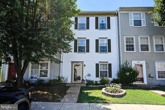6920 Village Stream Place, GAINESVILLE, VA 20155 (#VAPW500992) :: AJ Team Realty