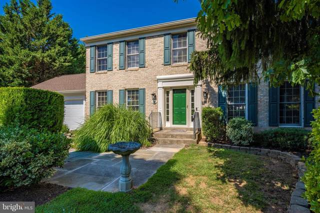 1005 Dulaney Mill Drive, FREDERICK, MD 21702 (#MDFR268232) :: Pearson Smith Realty