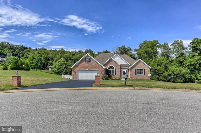 939 Amy Lane, SPRING GROVE, PA 17362 (#PAYK142446) :: Iron Valley Real Estate