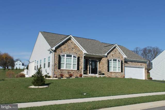 TBD Wildflower Street, TANEYTOWN, MD 21787 (#MDCR198462) :: ExecuHome Realty