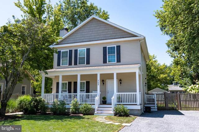 702 S. Talbot, SAINT MICHAELS, MD 21663 (#MDTA138790) :: RE/MAX Coast and Country