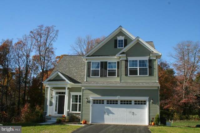 TBD-4 Wildflower Street, TANEYTOWN, MD 21787 (#MDCR198472) :: ExecuHome Realty