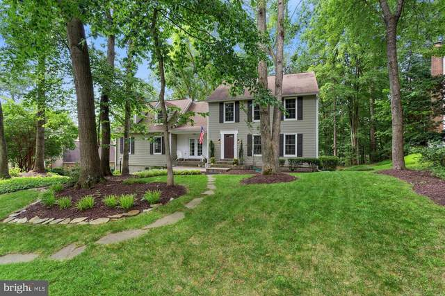 1958 Barton Hill Road, RESTON, VA 20191 (#VAFX1144902) :: Pearson Smith Realty