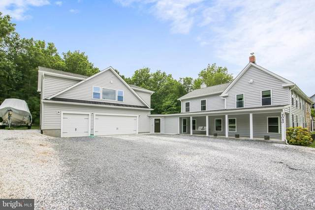 7040 Woodville Road, MOUNT AIRY, MD 21771 (#MDFR268244) :: The Licata Group/Keller Williams Realty