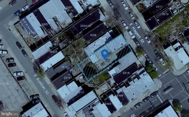 2214 East Hagert Street, PHILADELPHIA, PA 19125 (#PAPH920286) :: LoCoMusings