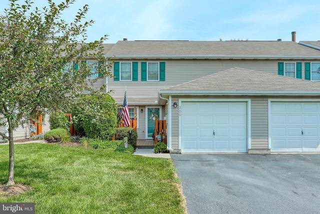 206 Bentwood Lane #22, YORK, PA 17408 (#PAYK142460) :: ExecuHome Realty