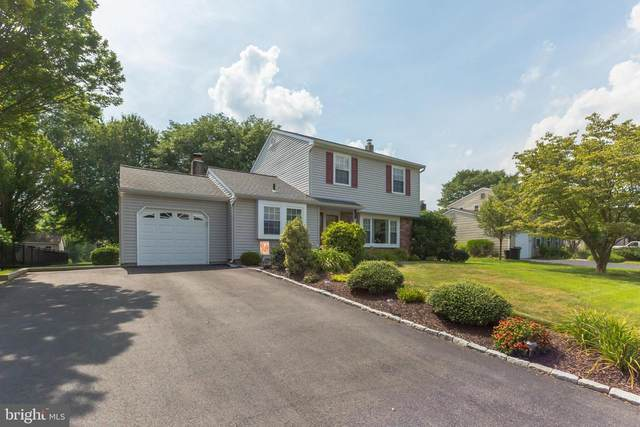 114 Barnsbury Road, LANGHORNE, PA 19047 (#PABU502988) :: The Dailey Group