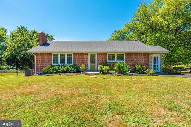 25200 Oak Drive, DAMASCUS, MD 20872 (#MDMC718782) :: Murray & Co. Real Estate