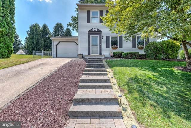 237 Indian Creek Drive, MECHANICSBURG, PA 17050 (#PACB126268) :: Iron Valley Real Estate