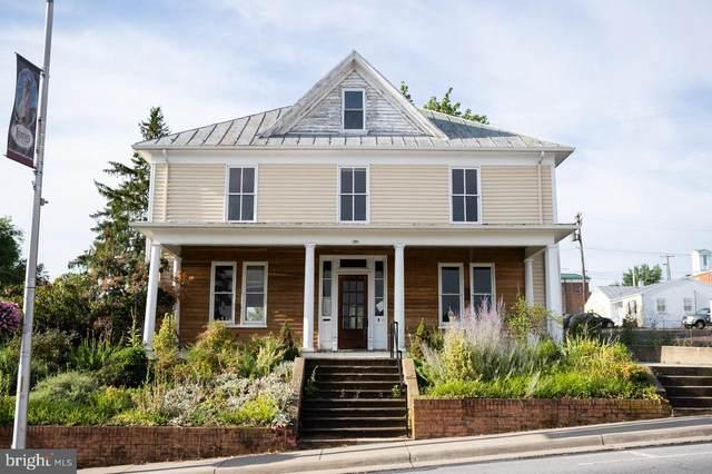 205 & 211 W Main Street, LURAY, VA 22835 (#VAPA105486) :: Lucido Agency of Keller Williams