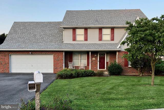 4302 Lahall Court, READING, PA 19605 (#PABK361564) :: Bob Lucido Team of Keller Williams Integrity
