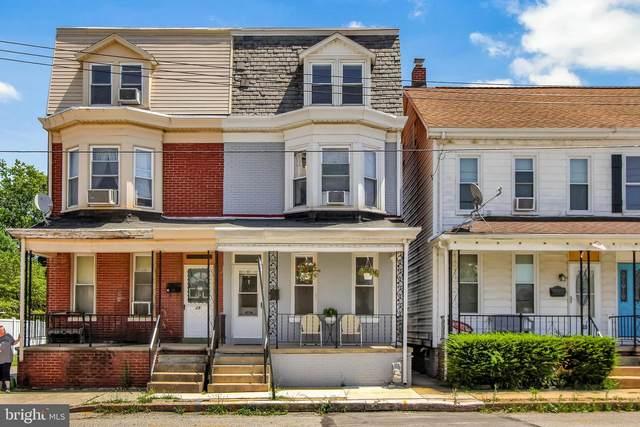 27 N Seward Street, YORK, PA 17404 (#PAYK142494) :: CENTURY 21 Core Partners