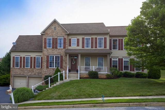 773 Connolly Drive, RED LION, PA 17356 (#PAYK142496) :: ExecuHome Realty