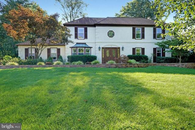 16 Tracey Drive, LAWRENCEVILLE, NJ 08648 (#NJME299416) :: John Smith Real Estate Group