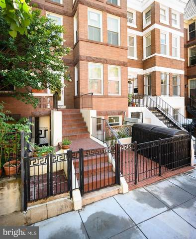 2509 17TH Street NW #1, WASHINGTON, DC 20009 (#DCDC479906) :: Crossman & Co. Real Estate