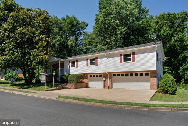 4206 Eldorado Drive, WOODBRIDGE, VA 22193 (#VAPW501070) :: RE/MAX Cornerstone Realty